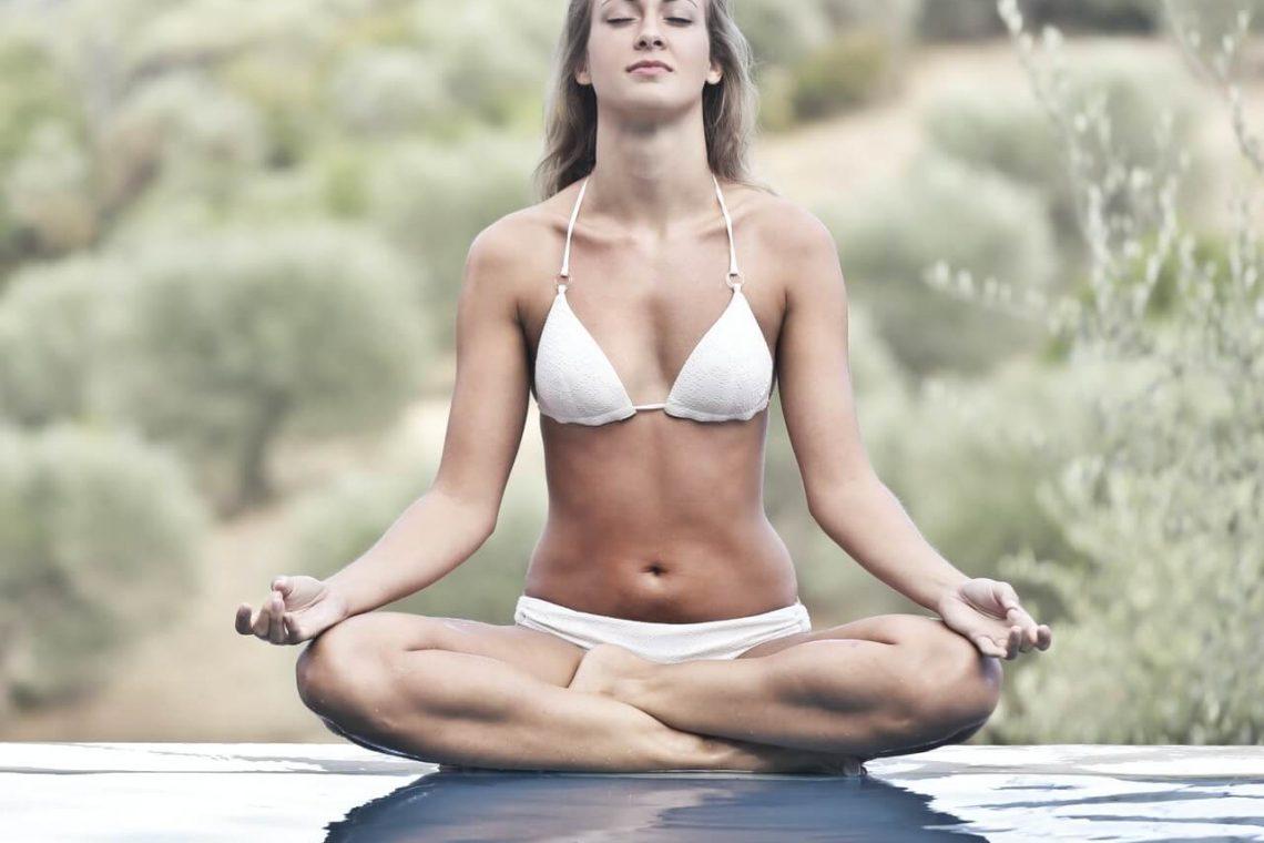 La meditación, estrés y ansiedad